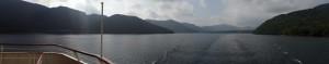 Danau Ashi, tepi Hakone